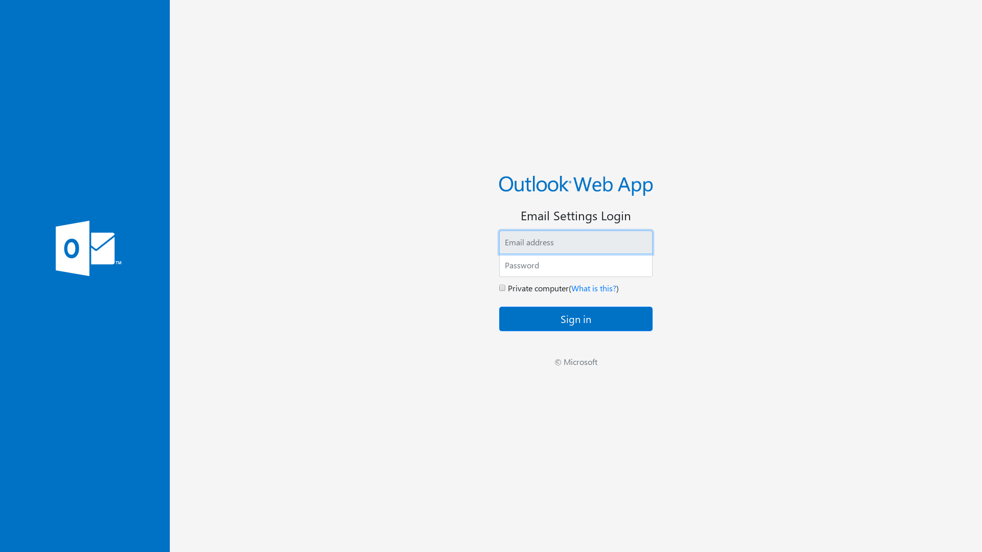 Microsoft Outlook Phishing Scams